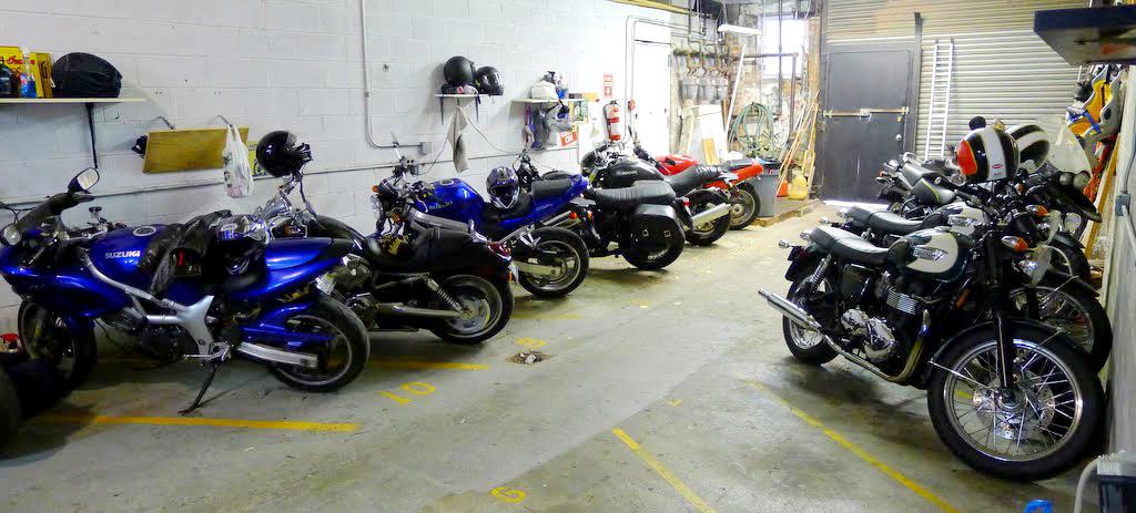 Cycle Garage 330 E 8th St New York Ny 10009